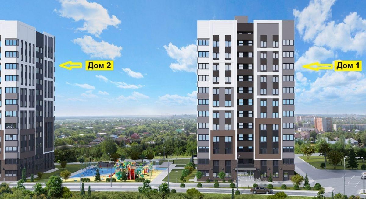 Продажа 3-комнатной новостройки, Тула, Ушинского ул,  12 е